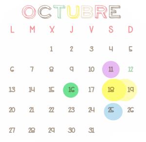 CALENDARIO 2014_ GRATIS (OCTUBRE)